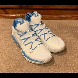 Kobe AD Exodus TB 'White University Blue' Sneakers